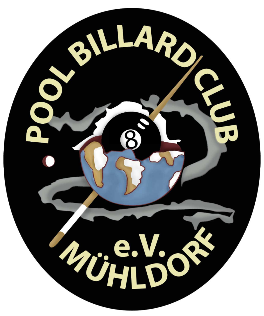 Pool Billard Club Mühldorf e.V. (Emblem)