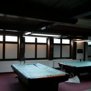 Umbau - Fensterverblendung